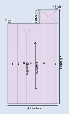 Threads - PLACKET PATTERN -