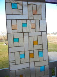 Baumcat: Pojagi window panel