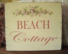Beach Cottage Style: Pretty Beach Decor Ideas...