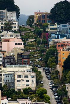 Lombard Street, SF (Phalanx1984)