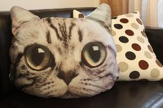 "Cat Pillow, Designed pillow, Home Decor Gift - Bench Cushion - Seat Cushion - Decorative Throw Pillows 21.7""x17.7"", Valentine's Day Present on Etsy, $330.40"