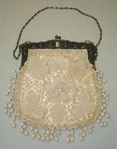 Bag - late 19th century