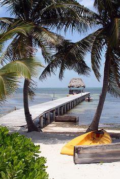 Ambergris Caye - Belize #Caribbean