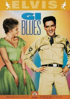 G.I. Blues. My first Elvis movie. Loved the dancing and music. Going to the movies cost 25 cents back then.