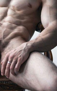 the beautiful male body
