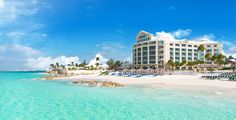The New Balmoral Tower at Sandals Royal Bahamian in Nassau, Bahamas