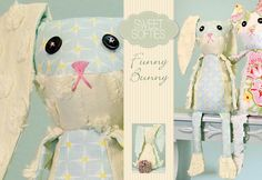 funny bunny sewing tutorial