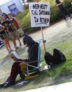 Batman says...