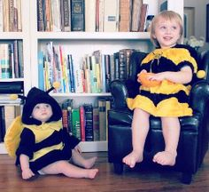 Bee costumes!