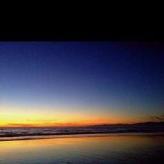 El Porto beach,CA
