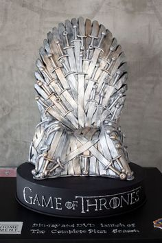 Winter is coming, so fatten up with some Game of Thrones Cake! - https://www.facebook.com/different.solutions.page