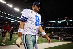 Tony Romo - The Saga of a Dallas @Cowboys Quarterback