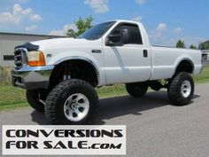 1999 Ford F-250 Super Duty XLT Lifted Truck