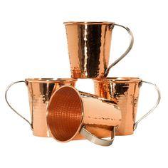 Moscow Mule Mug set,