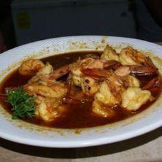 Real New Orleans Style BBQ Shrimp Allrecipes.com
