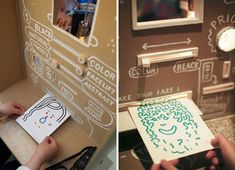 Blog: The Incredible Analog Drawing Machine - Doodlers Anonymous