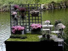 Make your own ~floating garden :)