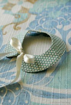 DIY - Sunday Collar for your doll