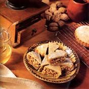 Honey Walnut Tartlets Recipe at Cooking.com