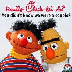 The first gay couple I ever knew!