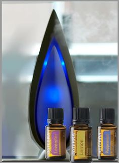 lots of ideas to use aromatherapy oils ☺