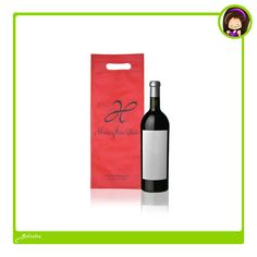 #Bolsas para botellas de vino