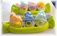 Baby Boy Sweet Peas In A Pod