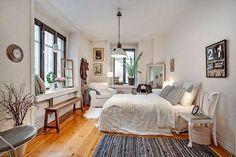 Soluciones para apartamentos muy pequeños