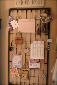 COSMOGIRL'S EMPORIUM: Upcycled Crib Spring