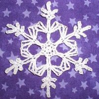 So Far, So Good: Fresh Snow - free crochet pattern