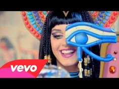 Katy Perry - Dark Horse (Official) ft. Juicy J   Great video!!!! Check out the detailed stuff!!