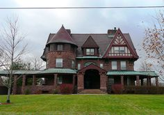Emma Flower Taylor Mansion,  Watertown, NY built in 1896–1897