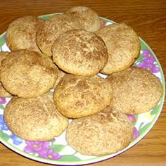 Cookies: Soft Whole Wheat Sugar Cookies