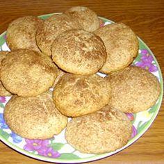 Cookies: Soft Whole Wheat Sugar Cookies