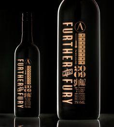 Great wine label.