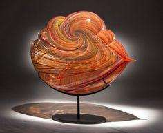 Work by Glass Artist Nancy Callan