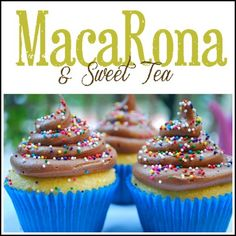 MacaRona and Sweet Tea: 6 Tips for baking great cakes