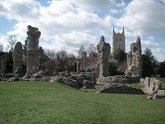place, abbey garden