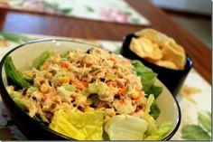 Tuna Salad - Sweet Tooth Sweet Life