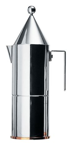 Espresso maker. La Conica