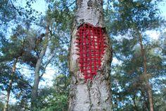 Art in nature  hannahstreefkerk