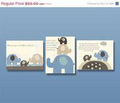 Nursery art baby nursery decor nursery wall art by DesignByMaya, $52.00