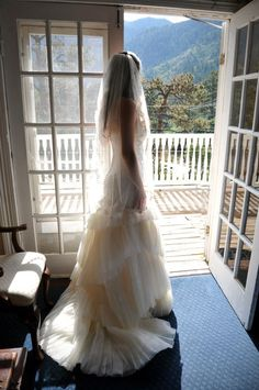 The Vera Wang dress... Photo by @Teresa Funes