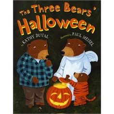 The Three Bears' Halloween; I need this book!!