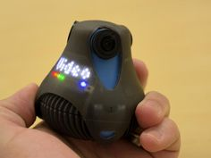 Livestream a Street View of your life with the 360cam
