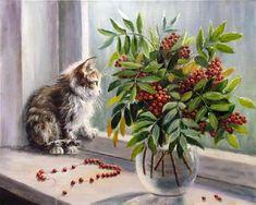 Ashberry Beads by Olga Vorobiova