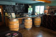 #WAwine #Wine Distefano Tasting Room, It is located in the Hollywood Schoolhouse area, Woodinville, WA