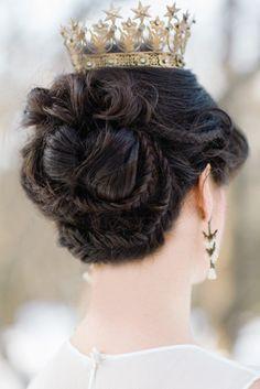Intricate hair with braids