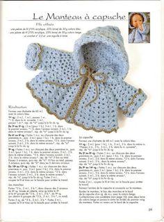 вяжем куклам одежду спицами