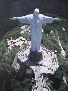 Christ The Redeemer - Rio